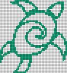 Alpha pattern #76493 variation #139712