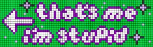 Alpha pattern #76570 variation #139799