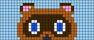 Alpha pattern #76465 variation #139809