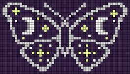 Alpha pattern #76404 variation #139820
