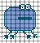 Alpha pattern #60964 variation #139824