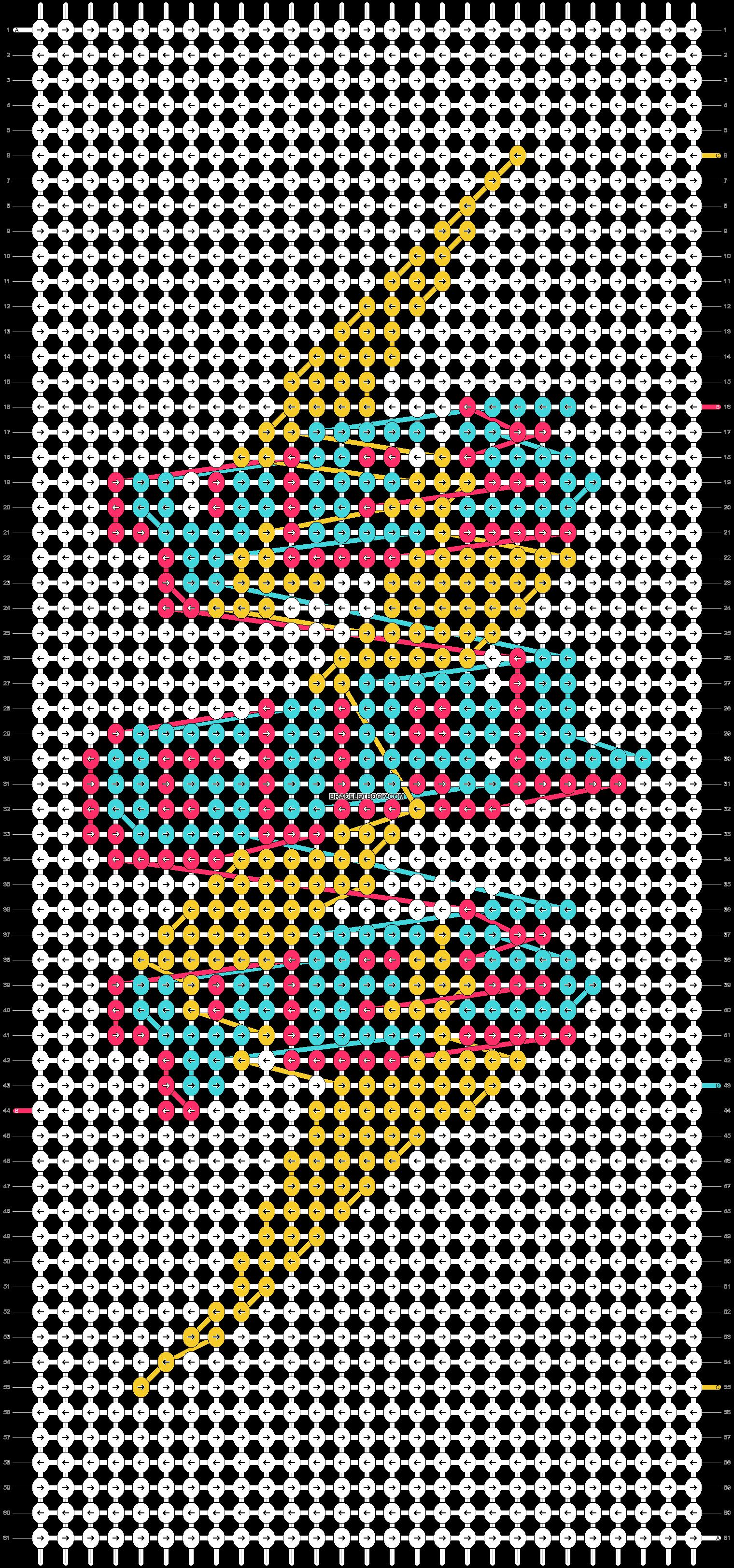 Alpha pattern #48909 variation #139844 pattern