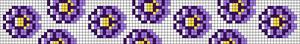 Alpha pattern #76778 variation #139994