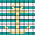Alpha pattern #76582 variation #140054