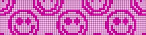 Alpha pattern #67005 variation #140102