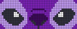 Alpha pattern #76475 variation #140116