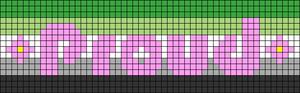 Alpha pattern #76843 variation #140130