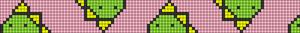 Alpha pattern #50673 variation #140137