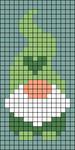 Alpha pattern #73372 variation #140164