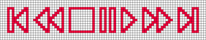 Alpha pattern #76805 variation #140174