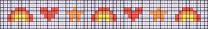 Alpha pattern #48856 variation #140179