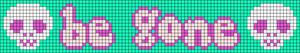 Alpha pattern #75004 variation #140186