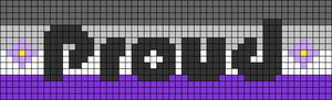 Alpha pattern #76789 variation #140227