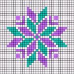 Alpha pattern #45674 variation #140358