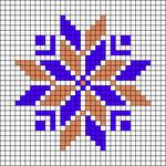 Alpha pattern #45674 variation #140367