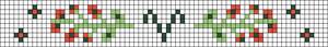 Alpha pattern #75206 variation #140459
