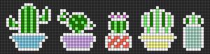 Alpha pattern #40806 variation #140514