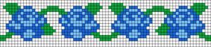 Alpha pattern #77077 variation #140630