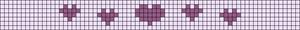 Alpha pattern #74927 variation #140661