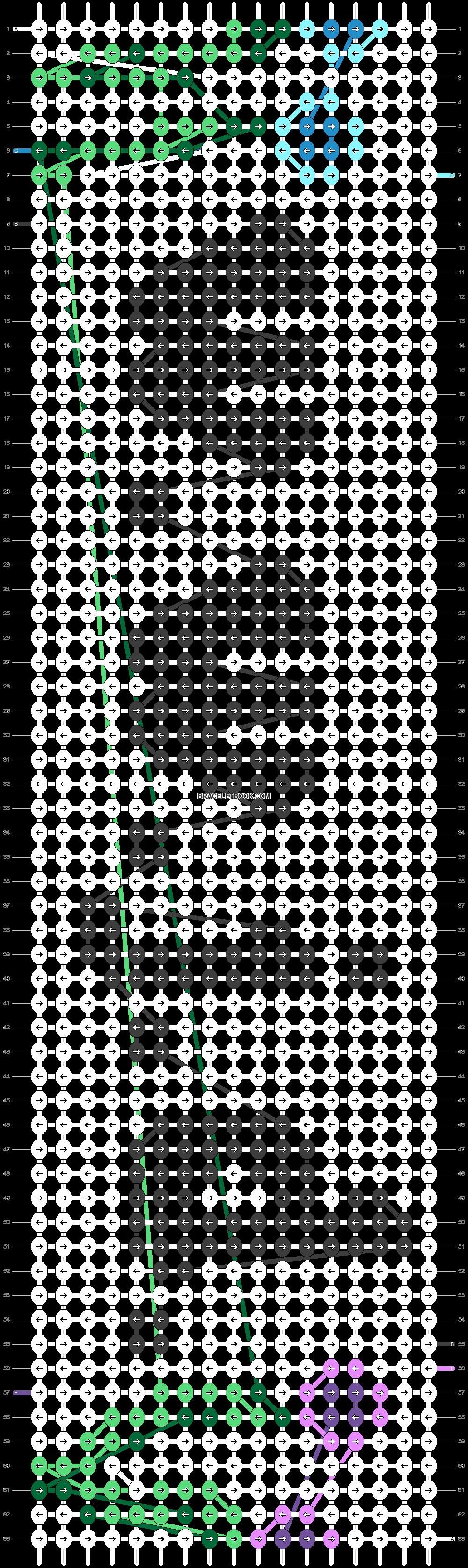 Alpha pattern #77150 variation #140667 pattern