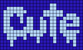 Alpha pattern #32833 variation #140674