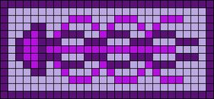 Alpha pattern #69710 variation #140744