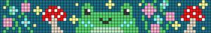 Alpha pattern #74177 variation #140855