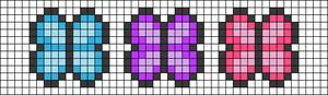 Alpha pattern #75405 variation #140868