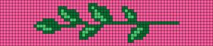 Alpha pattern #50674 variation #140952