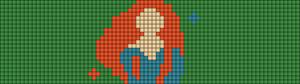 Alpha pattern #70294 variation #140961