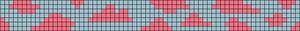 Alpha pattern #1654 variation #140999