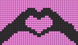 Alpha pattern #75832 variation #141117