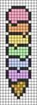 Alpha pattern #77181 variation #141190