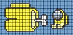 Alpha pattern #65209 variation #141235