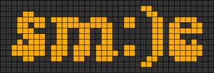 Alpha pattern #60503 variation #141265