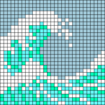 Alpha pattern #26588 variation #141357