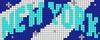 Alpha pattern #45088 variation #141361