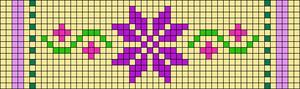 Alpha pattern #57408 variation #141418
