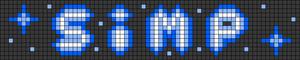 Alpha pattern #77529 variation #141515