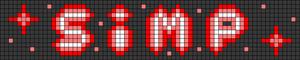 Alpha pattern #77529 variation #141517
