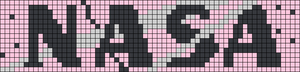 Alpha pattern #14145 variation #141524