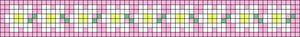 Alpha pattern #77474 variation #141554
