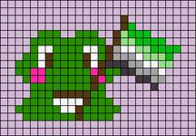 Alpha pattern #61462 variation #141655