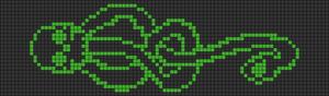 Alpha pattern #10873 variation #141697