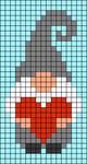 Alpha pattern #73371 variation #141711