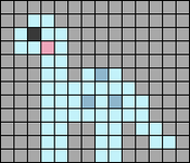 Alpha pattern #22158 variation #141759