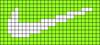 Alpha pattern #5248 variation #141805