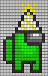 Alpha pattern #56717 variation #141876