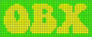 Alpha pattern #35890 variation #141878