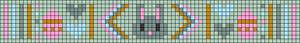 Alpha pattern #34671 variation #142013